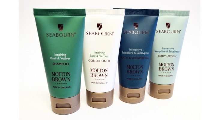 Molton Brown Creates Signature Scents for Seabourn Cruise Line