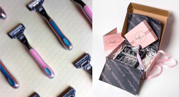 First Women's Shave Club Subscription Box Launches
