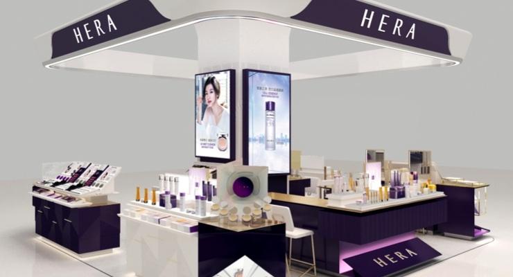 Hera Opens in China