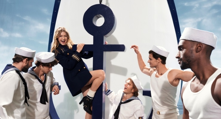Tommy Hilfiger Rolls Out Fall Fragrance