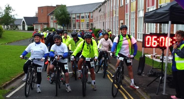 Herma UK helps sick children through 'Race the Sun Challenge' fundraiser