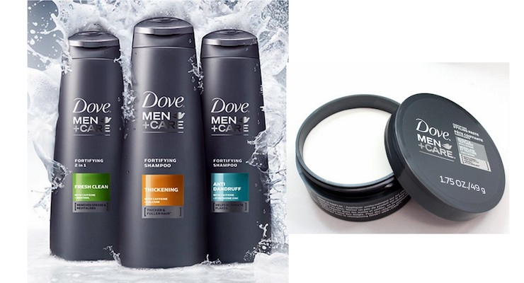 Nielsen Says Dove Men+Care is the Fastest Growing Hair Brand
