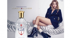 Gigi Hadid Dresses as a Sailor for Tommy Hilfiger