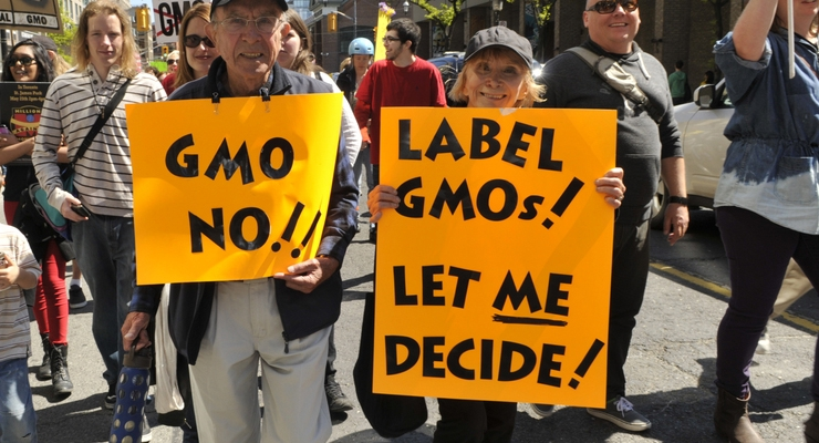 Congress Passes Federal GMO Labeling Bill