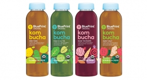 BluePrint Organic Launches Kombucha Drinks