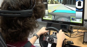 Virtual Reality Simulator Helps Autistic Teenagers Learn to Drive