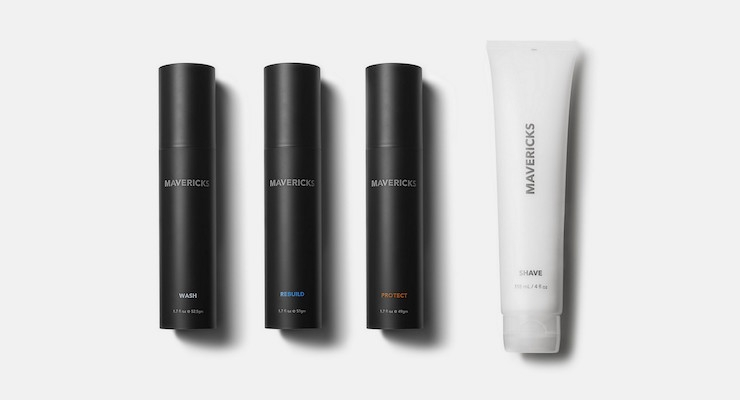 This New Grooming Line for Men Has Elegant Packaging