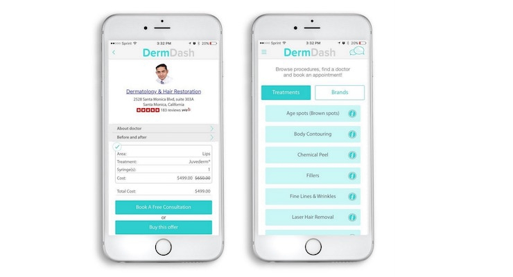 Now There's An App To Schedule Botox