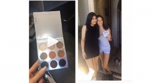 Kylie Jenner Hand-Delivers Eyeshadow Palette To Fans