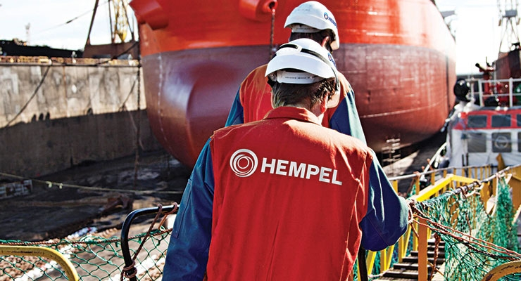 In Asia Pacifc Hempel recently launched Hempadur Easy, a durable epoxy primer.
