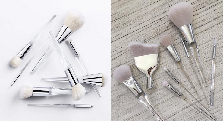 E.L.F Launches New Stylish Brush Set