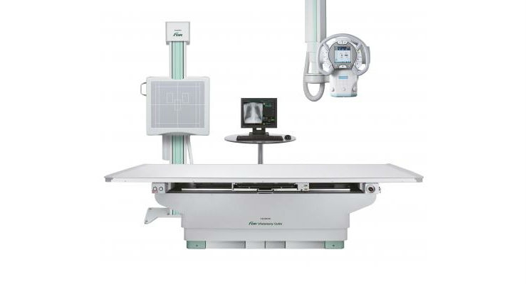 FDA Clears Fujifilm's FDR Visionary Suite, Company Launches FDR Clinica X-Ray Components