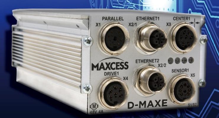 Maxcess introduces Fife D-MAX Enhanced web guide controller