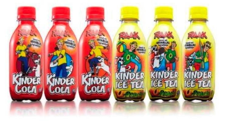 Constantia Flexibles provides shrink sleeves for Kinder Cola