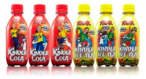 Constantia Flexibles provides shrink sleeves for Kinder Cola