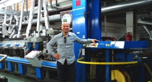 Czech converter credits compact roll handling as key to successful JIT operation
