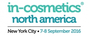 Schedule Set for In-Cosmetics North America