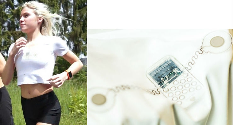 The Perfect Fit: Medical Grade Sensors in Everyday Clothing