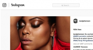 Taraji P. Henson Launching M•A•C Collection