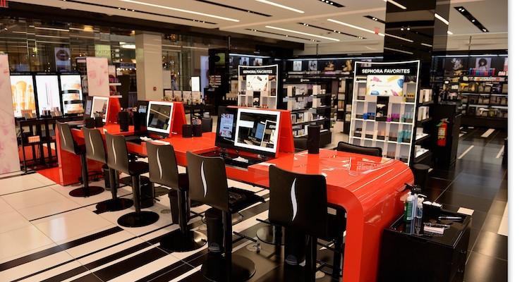 Sephora Opens 400th Store