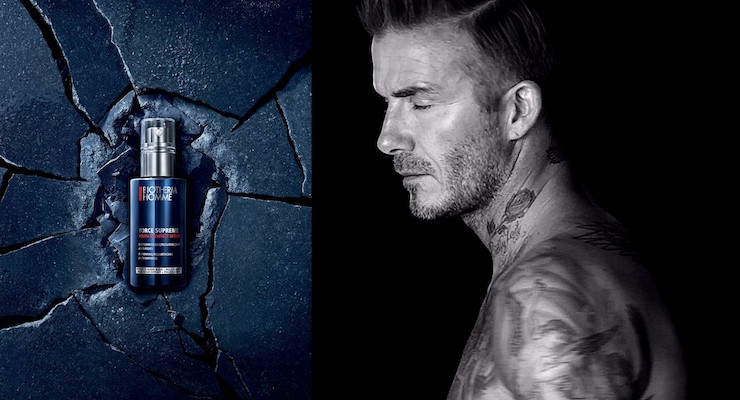 Biotherm Homme's New Video Shows Off David Beckham's Tattoos