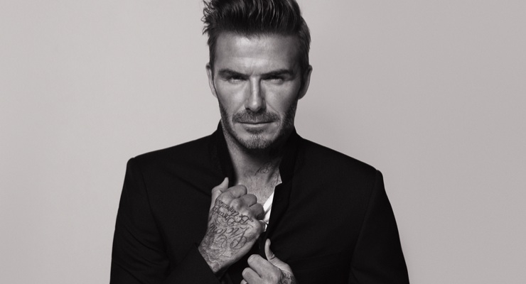 Watch It Here: Beckham's New Film for Biotherm Homme