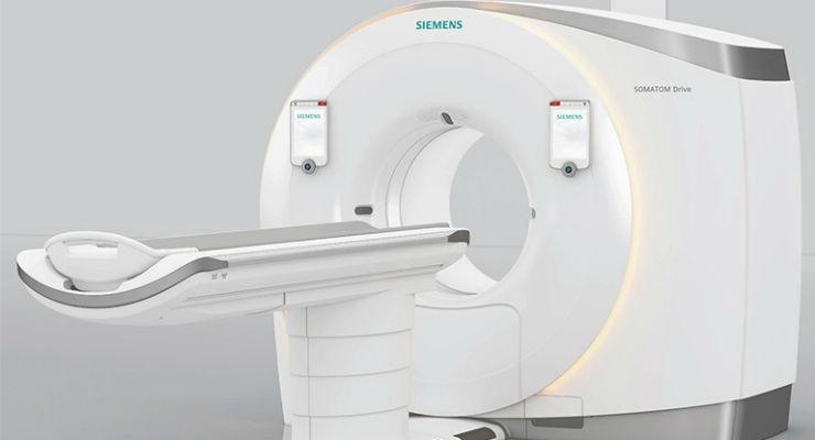 FDA Clears Siemens' SOMATOM Dual Source CT Scanner