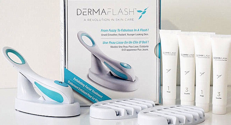 DermaFlash Sells Out in 1 Day on QVC