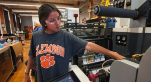Nilpeter provides Clemson with printing press