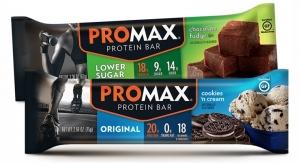 NuGo Nutrition Acquires Promax Nutrition Bars