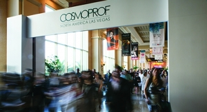 Cosmoprof NA Plays to  West Coast Crowd