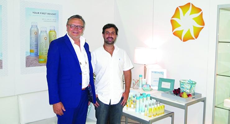 Cosmoprof NA Paklab: Alex Cripchuck (L) & Leonardo Barrionuevo