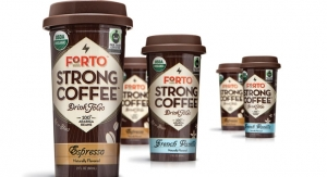 Berlin Packaging gives Forto coffee a shot