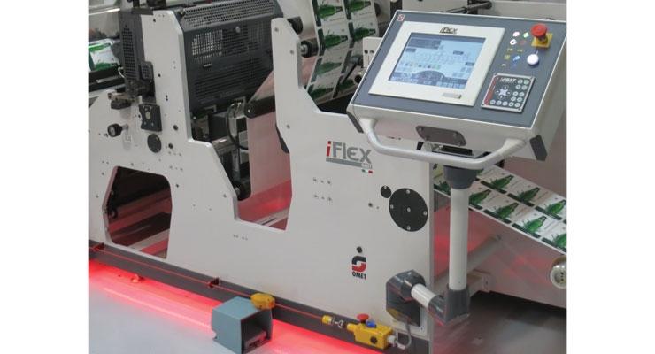 Flexo Press Innovation
