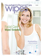 Household and Personal Care Wipes Fall 2016