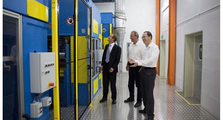 Freudenberg Adds Headliner Line in China