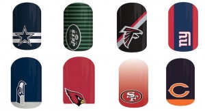 Jamberry Launches NFL Nail Art