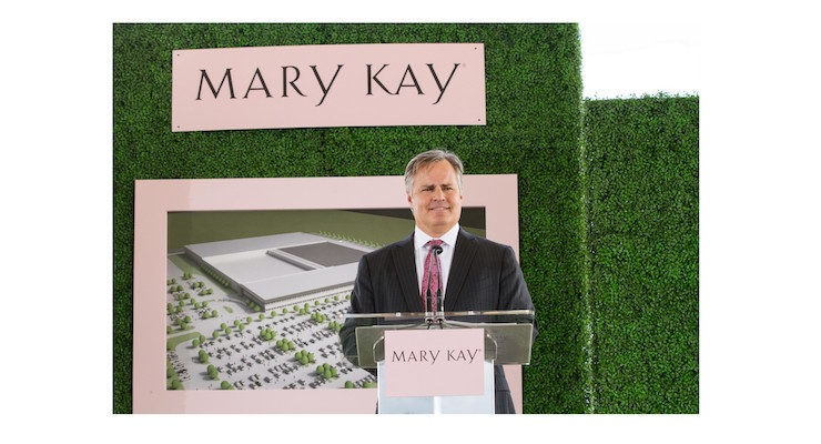 Mary Kay Breaks Ground on New Global Manufacturing & R&D Plant