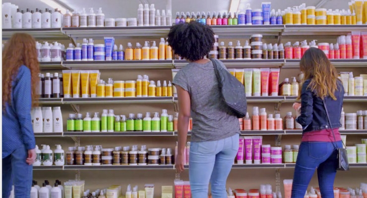 SheaMoisture Asks 'What Is Normal?' To Challenge Hair Type Standards