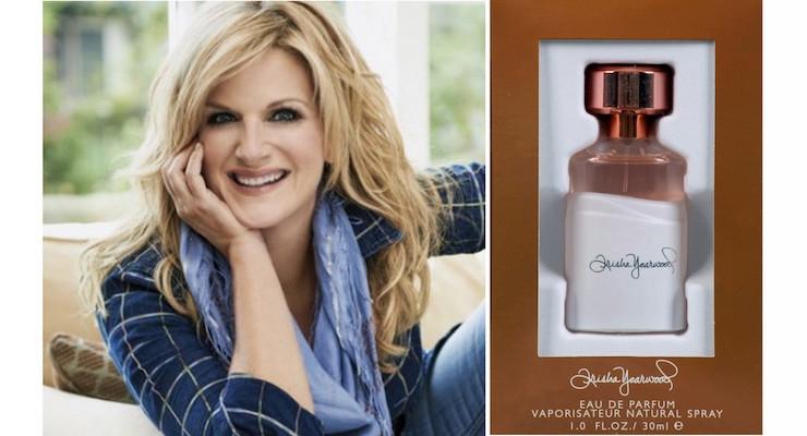 Trisha Yearwood Discusses New Fragrance on The Talk