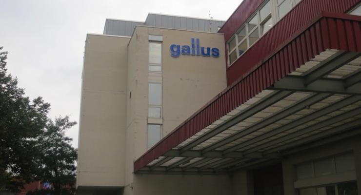 Gallus debuts Labelmaster in Switzerland