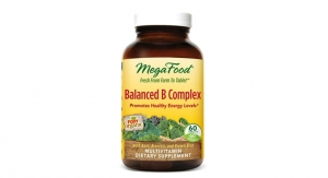 MegaFood Partners with Foxy Organic on Reformulated Balanced B Complex