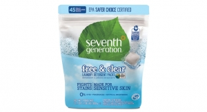 Seventh Generation Rolls  Out New Detergent Packs