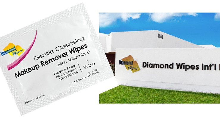 Diamond Wipes Expands Southern California Facility