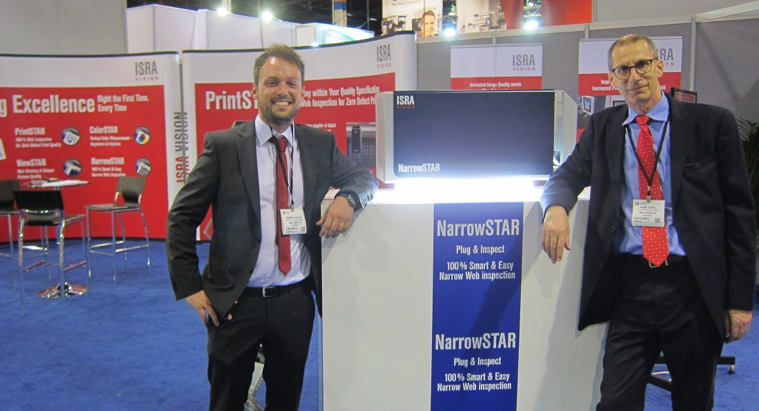 Scenes from Labelexpo Americas