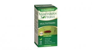 U.S. Doctors' Clinical Introduces Vegan Multivitamin Softgel