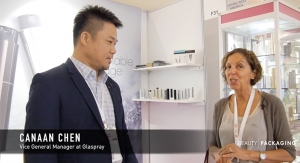 Video: Glaspray Offers Sustainable Skin Care Solutions