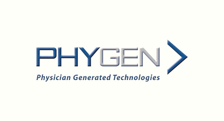 Phygen LLC Receives Notice of Allowance on AutoLok Fixation Screw Assembly
