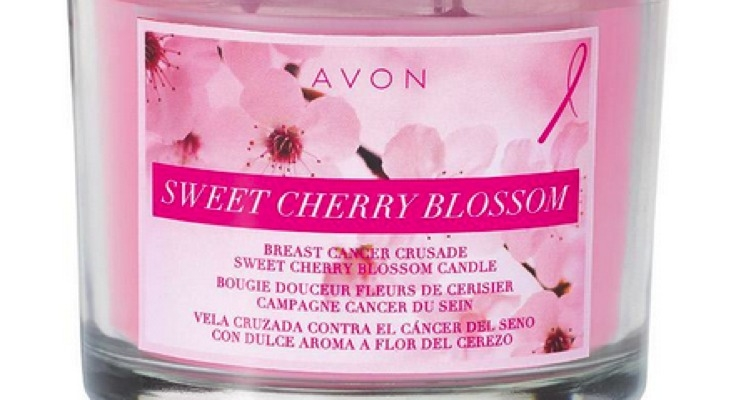 Avon Raises Funds With Candle