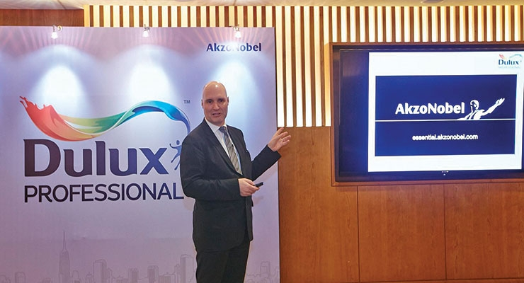 AkzoNobel Putting Greater Emphasis on End-user Segment in Asia